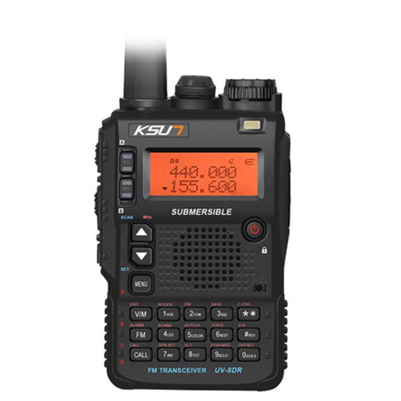 General specificationsFrequency RangeU V: 400-520MHz   136-174MHz V V: 136-174MHz   240-260MHzU U: 350-390MHz   400-52