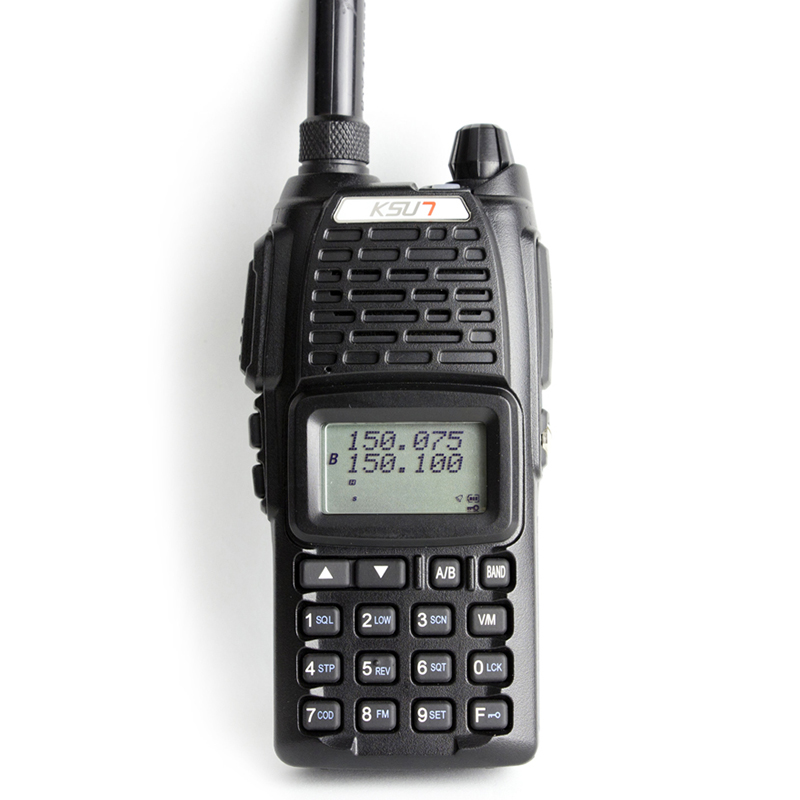 Frequency RangeUHF:400-480MHz; UHF:136-174MHzOperating temperature range-20℃ - +60℃Number of channels16channelsWay of